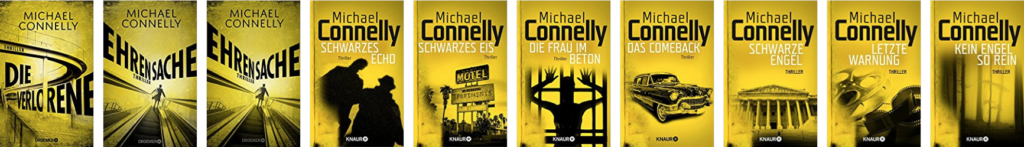 Michael Connelly Romane
